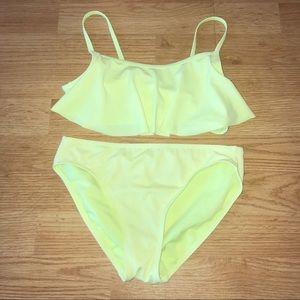 Girls Neon Bikini